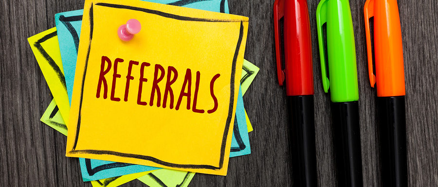 A Patient Referral Program can be A Key to Success