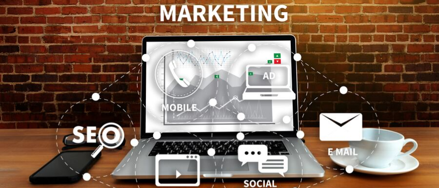 Digital Marketing is Where It's At!!!